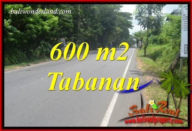 JUAL Tanah di Tabanan Bali 6 Are di Tabanan Kerambitan