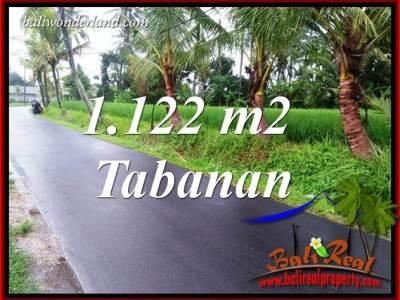 JUAL Tanah Murah di Tabanan TJTB404