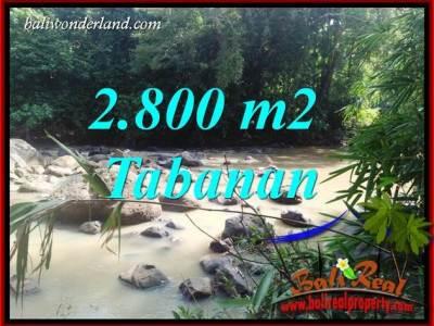 Investasi Property, jual Tanah di Tabanan Bali TJTB411