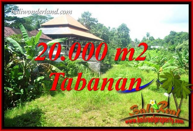 Investasi Properti, Dijual Tanah Murah di Tabanan Bali TJTB418