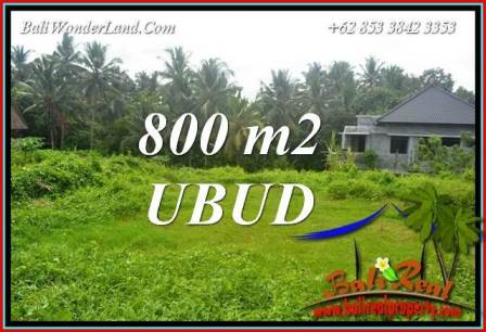JUAL Tanah Murah di Ubud Bali TJUB706