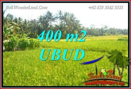 Tanah Murah Dijual di Ubud Bali Untuk Investasi TJUB711
