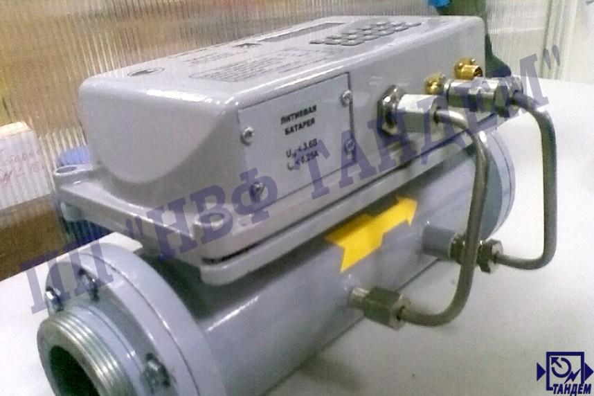 Повірка приладів обліку газу
