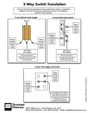 Seymour Duncan PRail wiring diagram help! | The Gear Page