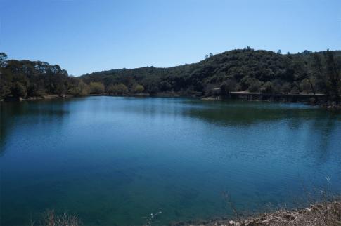 Un joli lac