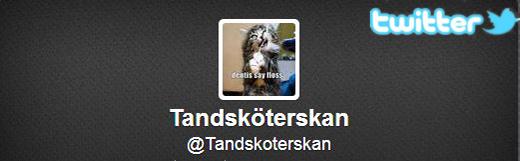 Följ mig på Twitter!