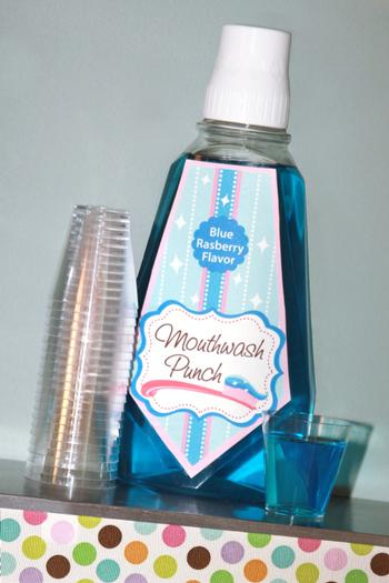 Mouthwash Punch