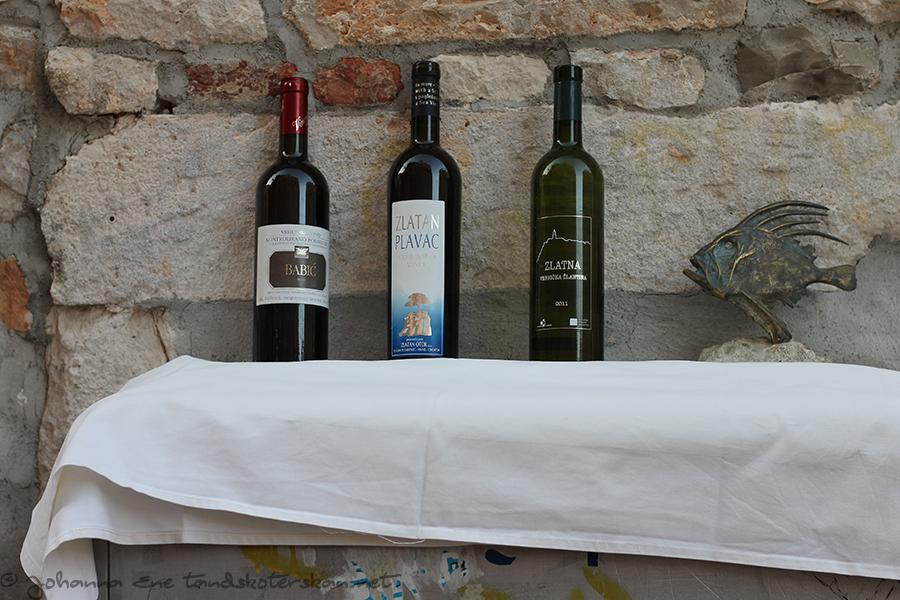 Vin Kroatien