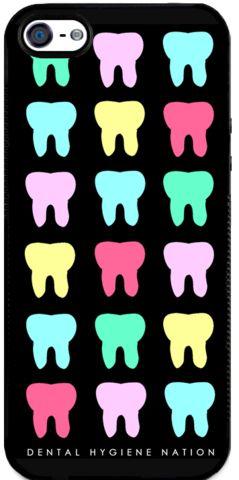 iphone case teeth