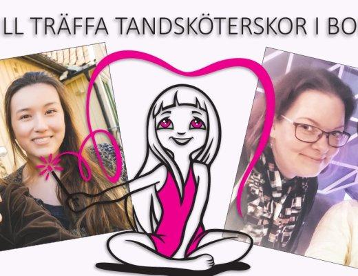Träff för tandsköterskor i Borås. Tandskötersketräff.