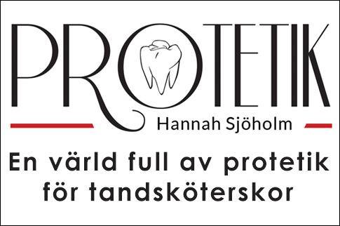 Samarbetspartner, Protetik - Hannah Sjöholm