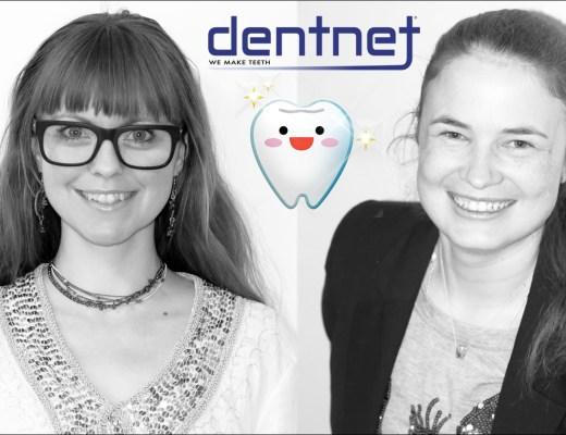 Johanna Ene och Hannah Sjöholm föreläser för Dentnet 2020.