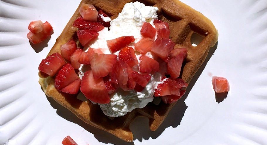 Top Secret Recipe Belgian Waffles