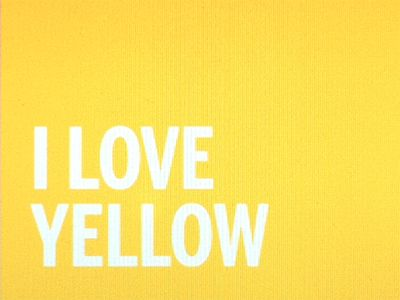 IloveYellow