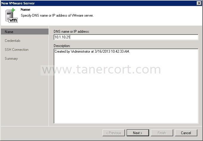 New VMware Server