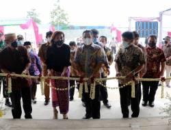 Wali Kota Tangerang Resmikan Pasar Induk Buah Dan Sayur Terbesar di Banten
