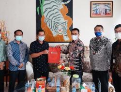Sambangi Wali Kota Serang, Bank Banten Tawarkan Kerjasama Pengelolaan Kasda