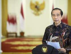 Kembali Perpanjang PPKM Level 4, Presiden Sebut Penerapan 3M Harus Masif