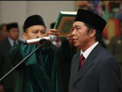 Sekda Banten Mengundurkan Diri, WH Langsung Tunjuk Muhtarom Sebagai PLT