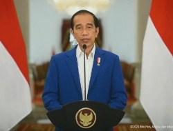Haornas Ke 38, Presiden Jokowi : Diperingati dengan Catatan Prestasi yang Membanggakan