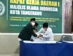 Innalilahi, KH Edi Junaedi Meninggal Dunia Usai Sambutan Rakerda MUI Kota Tangerang