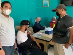 Kantor KIR Tangsel Gelar Vaksinasi Bagi Peserta Uji KIR Yang Belum Vaksin
