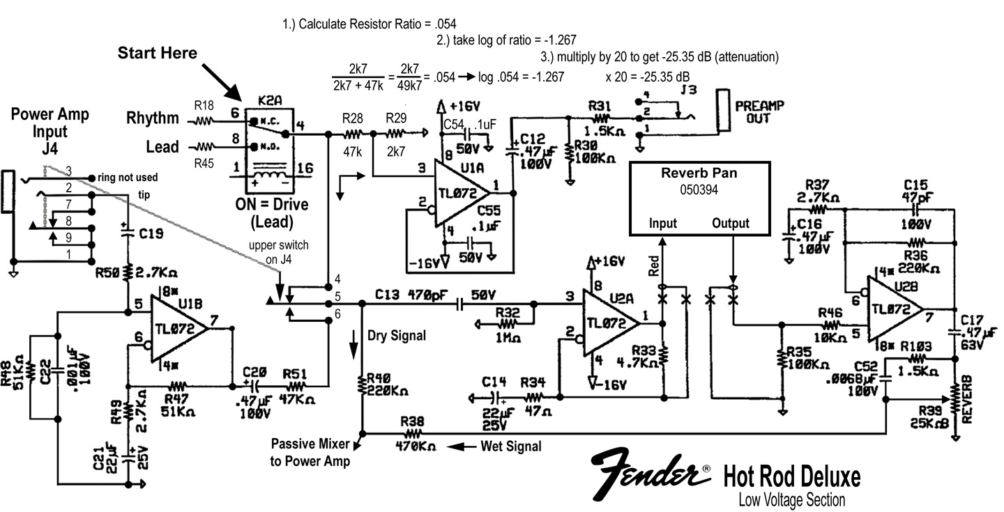 HRD_PreAmp Verb 1a 144?resize=665%2C339 how to wire up lights in your hotrod! readingrat net hot rod wiring diagram at mifinder.co