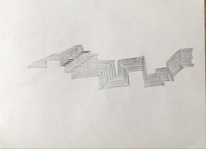 Traços a llapis