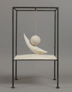 Alberto Giacometti, Suspended Ball (1930)
