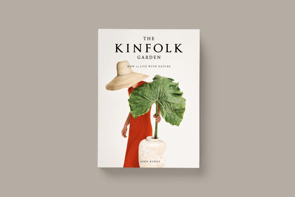 Fotografia de la portada del llibre The Kinfolk Garden - How to live with nature de John Burns