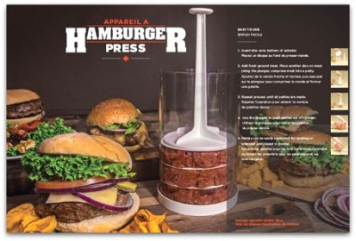 Hamburger Press - Label