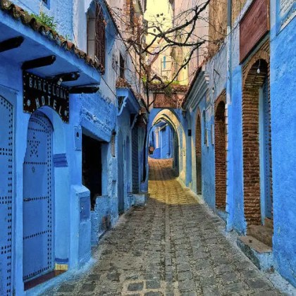 Affordable trip tangier to fes & Chefchaouen 4 days / 3 nights from Tangier & Spain