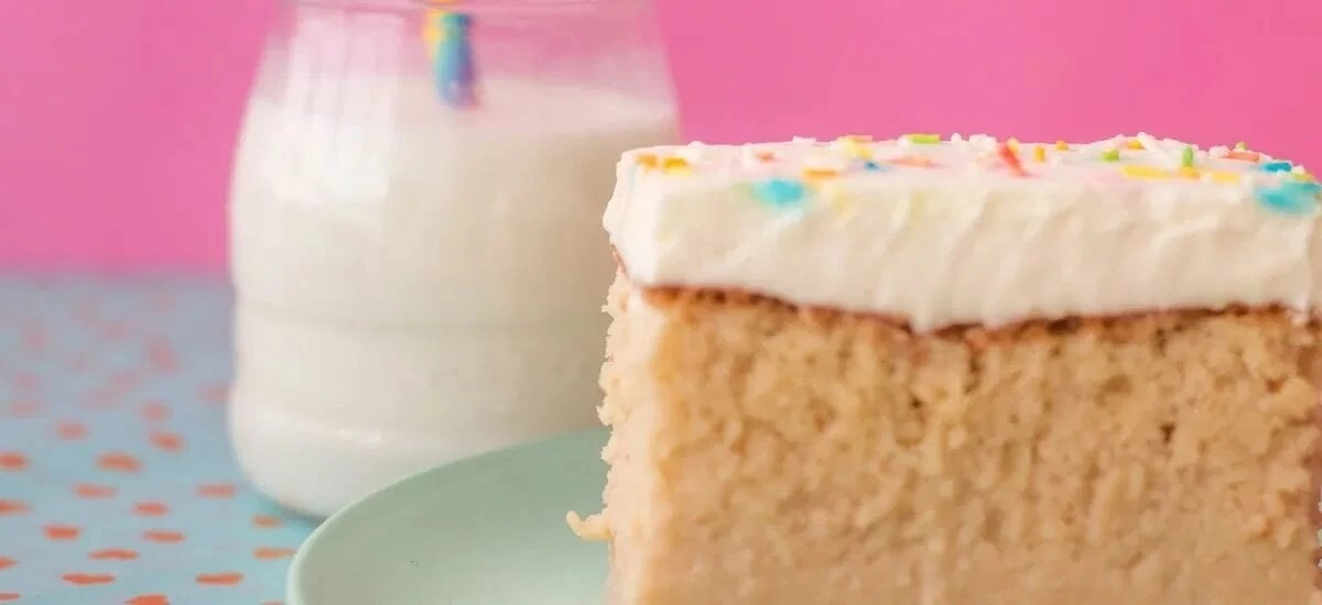 Tres Leches – Traditional Mexican Cake