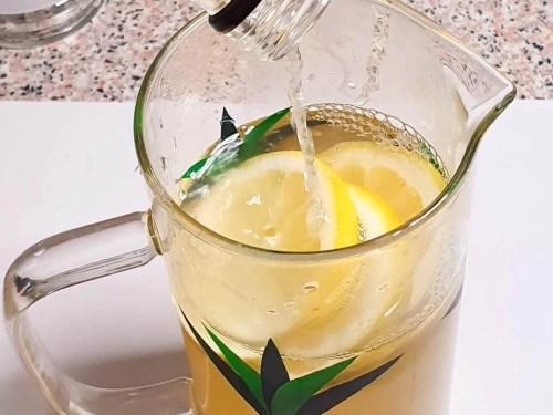 Lavender-Mint-Lemonade-preparation-steps