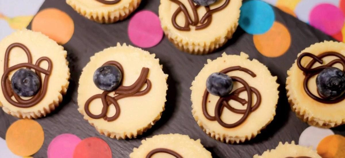 Mini Cheesecakes – Easy Recipe