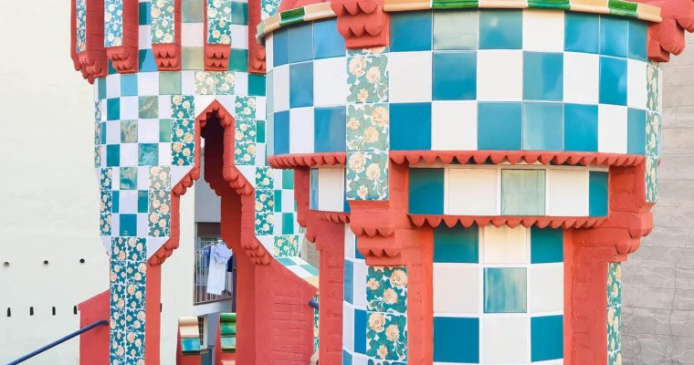 Casa Vicens, Barcelona – Gaudi's First Masterpiece – Review