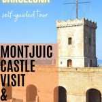 Discover Barcelona - Montjuic Castle Visit & Cable Car - Self Guided Tour-pin3