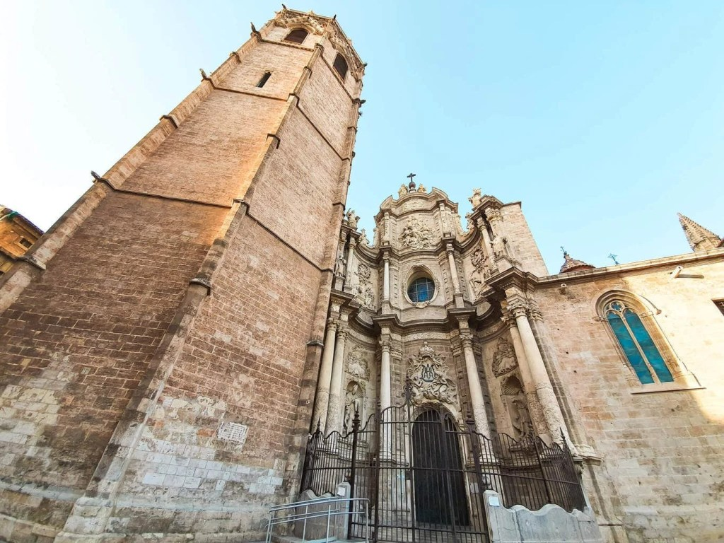 2 days in Valencia (Spain) - full guide - Valencia Cathedral