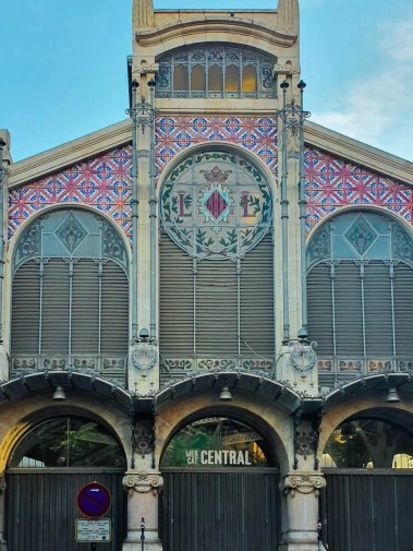 2 days in Valencia (Spain) - full guide - Central Market Building