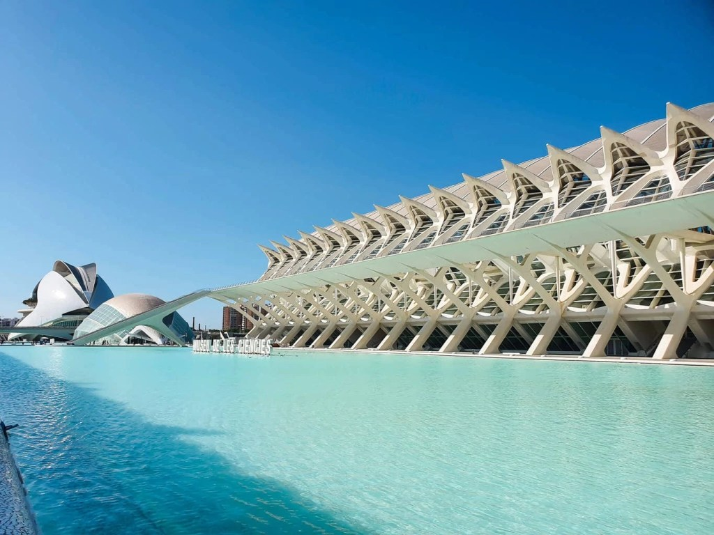 2 days in Valencia (Spain) - full guide - City of Arts and Sciences - Palau de les Arts - Science Museum