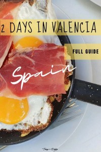 2 days in Valencia (Spain) - full guide - PIN1