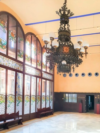Palau de la Musica Catalana - (Barcelona) - Tour Guide & Tips for Visiting - Lluis Millet Room