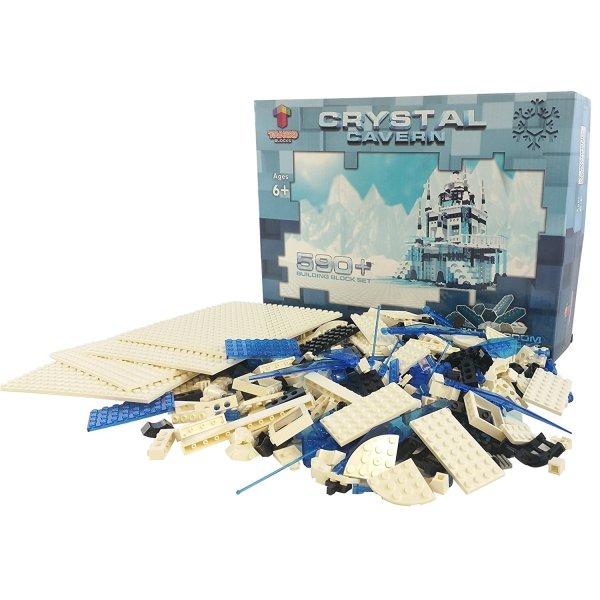 Princess Crystal Cavern Pieces