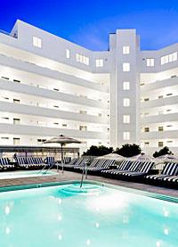 Hotel Shangri La Santa Monica