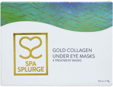 Gold Under Eye Mask- Retail Box