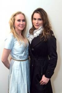 Sophie and Teresa