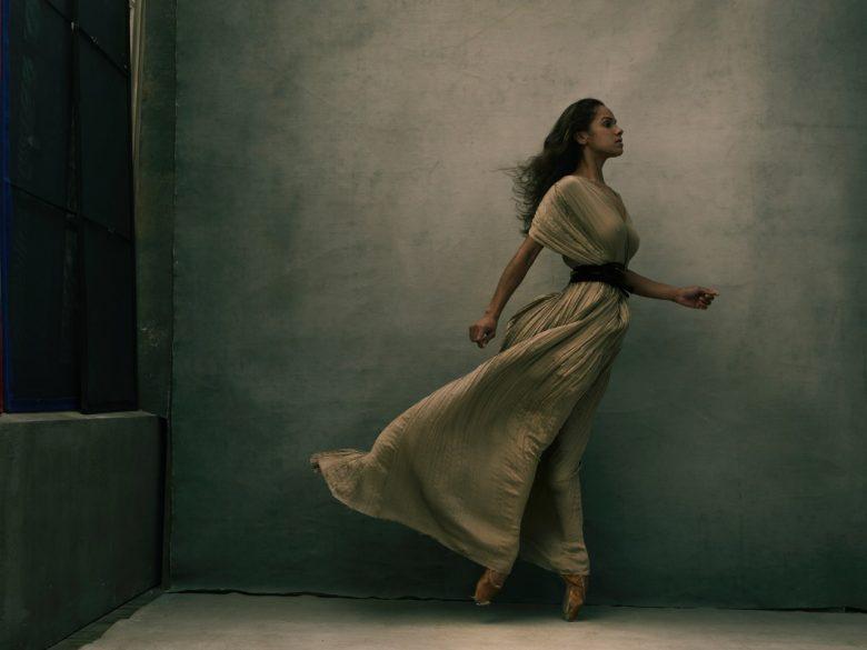 Misty Copeland, New York City, 2015 © Annie Leibovitz from WOMEN: New Portraits