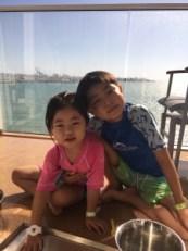 Chloe and Jonathan