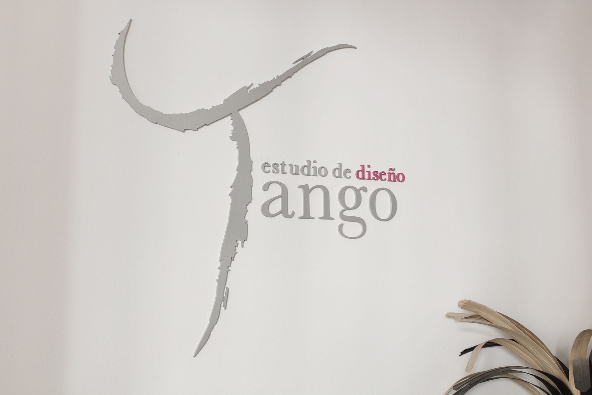 Diseño de logotipo en centro de Málaga