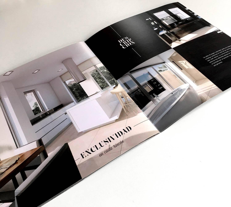Diseño de lujo para sector de la construcción